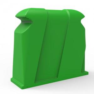 Пластиковый короб для насоса