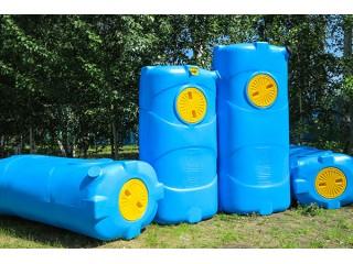 Новая прямоугольная емкость 1000 литров